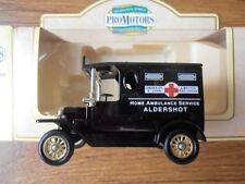 Lledo Ford Diecast Ambulances