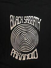 BLACK SABBATH Vertigo The End 2016 Tour Shirt