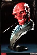 Sideshow Collectible:  The Red Skull Legendary Scale Bust-Marvel