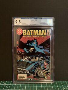 Batman #408 DC Comics CGC 9.8 Multi Pack Only Second Print Origin Jason Todd