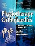 PHYSIOTHERAPY IN ORTHOPAEDICS - NEW PAPERBACK BOOK