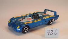 Majorette 1/60 Nr. 239 Matra Simca 670 Le Mans Rennwagen Nr. 5 #786