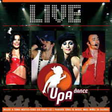 UPA DANCE - LIVE - CD ALBUM 16 TITRES 2003