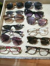 STEAMPUNK WITH SUN & EYEGLASSES FOR CRAFTING WITH OR USE ODD LOT 13 PR.FOR PARTS
