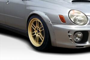 02-03 Subaru WRX Race Duraflex Front Fender Flares!!! 112783