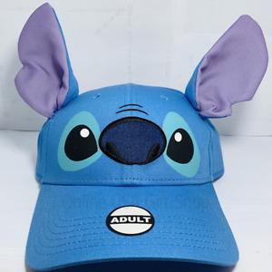 Disney Cap Adult Stitch Ear Hat