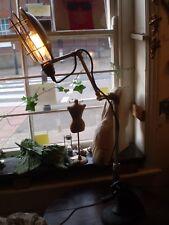 stylé nickel London Designer Lampe éclectique EDISON style.adjustable hauteur