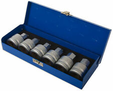 Hex Allen Bits Socket Set Disco De 3/4 6pce 14mm 17mm 19mm 21 Mm 22mm 23mm