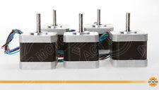 ACT Motor GmbH 5PCS Nema17 Schrittmotor 17HM5424 2.4A 48mm 0,9° 42 Ncm Stepper