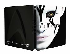 Star Trek Beyond: Jaylah Limited Edition Steelbook Region Free