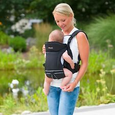 Hauck Babytrage 3-Way Carrier Black