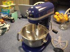 Kitchen Aid 600 Professional Bowl lift stand mixer, with cover and accessories