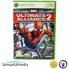 Marvel Ultimate Alliance 2 (Xbox 360) **IN A BRAND NEW CASE!**