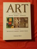 Defined as comprehensive, this art book featuring baroque to modern art