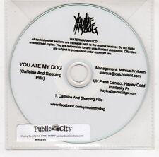 (GI967) You Ate My Dog, Caffeine & Sleeping Pills - DJ CD