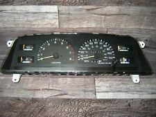 Toyota Pickup 4Runner Gauge Instrument Cluster w Tach 90-91, 95 4cl 22RE