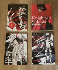 Knights of Sidonia 1 2 3 4 Tsutomu Nihei Vertical Comics English