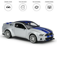 Need For Speed 1:24 Scale 2014 Ford Mustang GT Street Racer Diecast Car Model