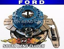 FITS 94-98 ONLY Ford PowerStroke Diesel BD CLUTCH COMP DUAL ZF 5spd 950HM 1500TQ