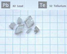 10 gram Lead Telluride 99,999% Blei Tellurid