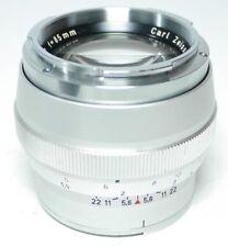 Carl Zeiss Sonnar 1:2 85mm für Contarex Objektiv  ff-shop24
