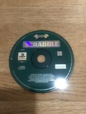 Scrabble by Ubisoft Game Playstation 1 PS1 UK PAL USED