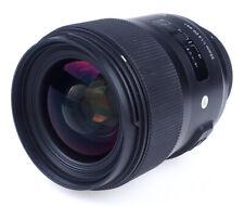 Sigma Art 35mm 1.4 DG HSM für NIKON AF Topzustand * 0146