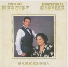 Freddie Mercury & Montserrat Caballé – Barcelona CD NEW