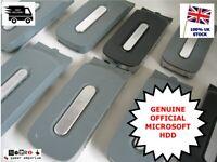 Xbox 360 Hard Drive HDD 20GB - 60GB - 120GB - GENUINE MICROSOFT - FULLY TESTED
