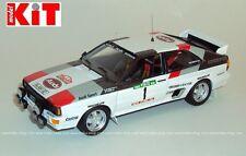 Audi Quattro Michele Mouton Rally Portugal 1983 - 1:43 Trofeu rral 045
