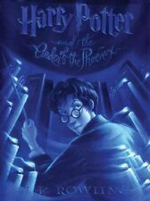 Harry Potter and The Order of The Phoenix by K J Rowling 9781594131127
