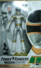 Power Rangers Lightning Collection In Space Silver Ranger