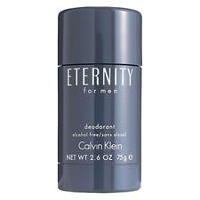 Eternity for Men Calvin Klein Alcohol Free Deodorant Stick 2.6 oz - New & Fresh