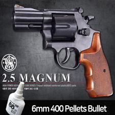 Academy 2.5 MAGNUM BBPistol Airsoft  6mm Shot GunMilitary plastic Kit # 17203