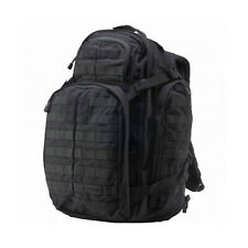5.11 TACTICAL. GENUINE RUSH 72 BLACK LARGE BACK PACK...