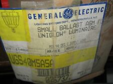 GE UGS40M5A5A Small Ballast Assembly For Uniglow Luminaire, 400W, 480V, New