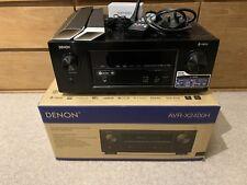 Denon AVR-X2400H AV Receiver