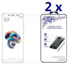 2-Pack For Xiaomi Redmi Note 5 Pro Tempered Glass Screen Protector