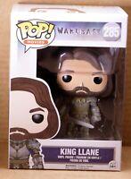 FUNKO POP  Warcraft King Llane #285