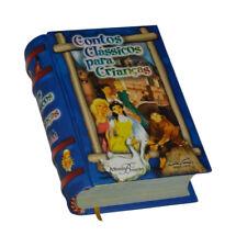 Contos Clássicos Para Crianças miniature book in portuguese easy to read livro