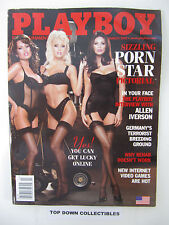 Playboy  Magazine   March  2002   Asia Carrera/Jenna Jameson/Taylor Hayes