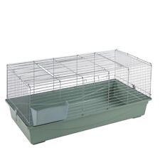 Little Friends Rabbit Guinea Pig Pet Indoor Cage Hutch 60cm 80cm 100cm 120cm