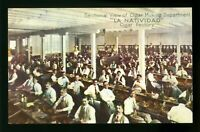 "Havana, Cuba C1907 ""La Natividad Cigar Making Department Cigar Factory"" Postcard"