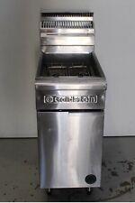 Goldstein VFG 1 L V  gas Fryer  2 basket.  NEVER USED.  Quick sale !