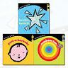 Emma Dodd Amazing Baby 3 Books Collection Set Peek-a-Boo Baby!, Rainbow Fun! NEW