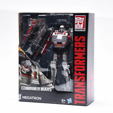 Transformers Combiner Wars Megatron Leader Class Kids Toy Gift Brand New Hot