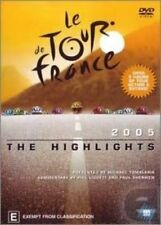 TOUR DE FRANCE 2005 THE HIGHLIGHTS dvd REGION 4 cycling NEW SEALED sbs