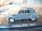 DIE CAST CITROEN 2CV 1957 SCALA 143