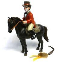 """Gilde Clowns 10167  """"  Der Pferdefreund """" Sammlerstück Figur Clown Sonderedition"""