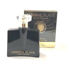 JASMINE BLACK POUR FEMME  EAU DE PARFUM  3.4OZ
